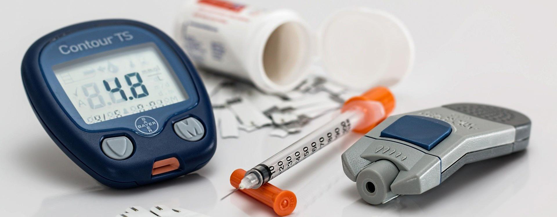 Ihr Ansprechpartner im Bereich Diabetologie