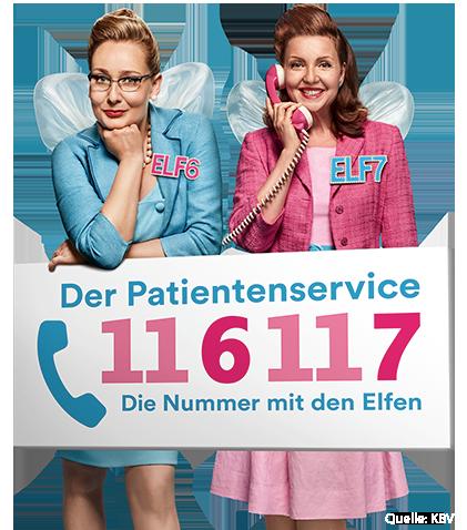 Der Patientenservice